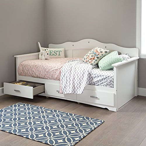 single bed with storage for kids ... & Children Storage Bed Archives - KidsBedsAndMore.com